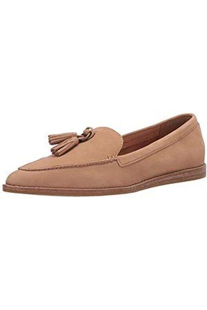 Sperry Damen Halbschuhe - Top-Sider Damen Saybrook Slip-on Leder Loafer flach, (hautfarben)