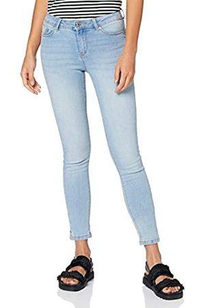 Springfield Damen 5.t.Slim Crop Básico-c/13 Straight Jeans