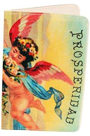 11.11 Unternehmen Kartenetui Prosperidad - Engel des Wohlstands für Visitenkarten