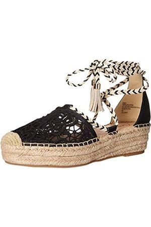 Nanette Lepore Bitsy1 Damen Espadrille Keilabsatz Sandale