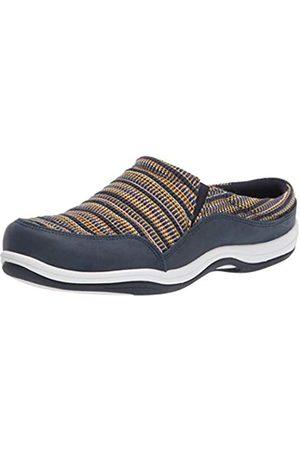 Easy Street Damen Clogs & Pantoletten - Damen Athleisure Schuh Mule, (Navy)