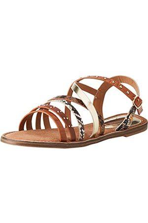 Maria Mare Damen 68151 Sandale, Caiman Cuero/Brush Avellana