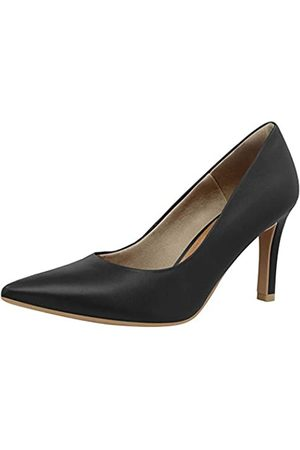 USAFLEX Damen Kleid Pumps, Stilvoll und Bequem 3.5 Zoll Heels für Frauen