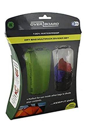 Overboard Wasserdichter Packsack Ultralight 2er Set, 22 x 15 x 7 cm