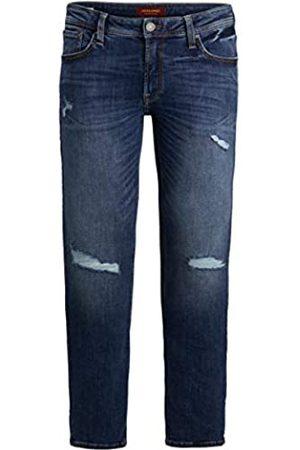 JACK & JONES Male Plus Size Slim Fit Jeans Glenn Original 4632Blue Denim