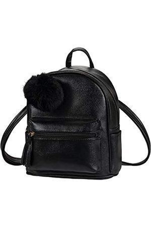 Yameekamulga Kleiner kleiner kleiner kleiner kleiner Leder-Rucksack für Teenager