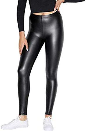 American Apparel Damen Metallic Leggings