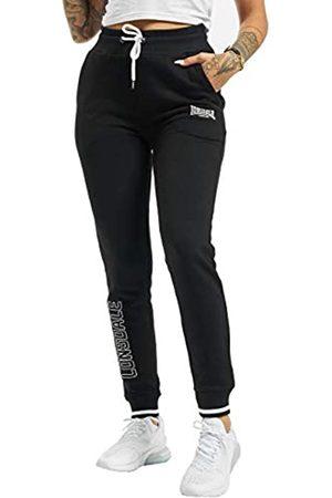 Lonsdale London Womens BLAKENEY Pants, Black