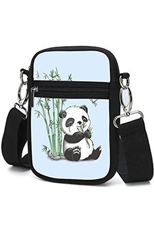 RUYIDAY Wasserabweisende Neopren-Multifunktionstasche für Handys mit einer Schulter und einer diagonalen Kreuztasche, Smartphonehülle