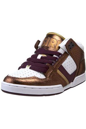 Osiris Nyc 83 Mid W 21771151, Damen Sneaker, lila/ /golden