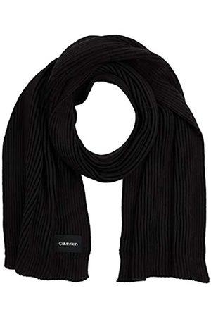 Calvin Klein Herren Knitted Scarf 35X180CM Winter-Zubehr-Set