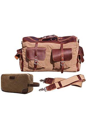 IBLUE Reisetasche für Damen und Herren, wasserdicht, Segeltuch, Outdoor-Sport, Handtasche mit nassem Schultergurt