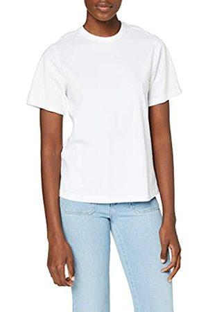 YAS Damen SARITA O-Neck Tee - NOOS S. T-Shirt