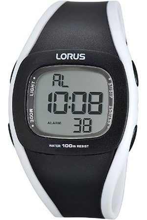 Lorus Damen-Armbanduhr Fashion Digital Quarz Kautschuk R2337GX9