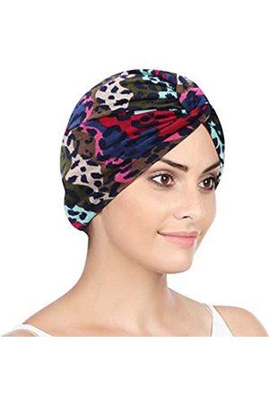IPENNY Crystal Chemo Hut Damen Stretchy Beanie Bandana Turban Cap Skull Cap Head Wrap Kopftuch für Krebs