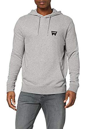 Wrangler Mens Logo Hoodie Hooded Sweatshirt