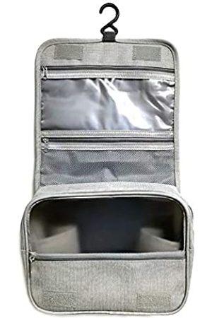 ERCRYSTO Kulturbeutel Reisetasche mit Haken zum Aufhängen, wasserdicht, multifunktional, Make-up-Kosmetiktasche, wasserdicht, Reise-Set für Damen, Herren und Kinder