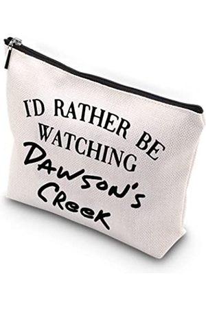 WCGXKO Creek Make-up-Tasche mit Reißverschluss, für Mutter, Schwester, beste Freundin, Ehefrau