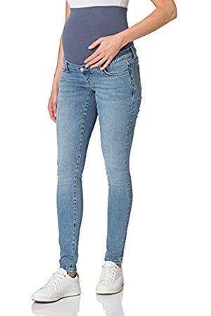 Noppies Damen OTB Skinny Avi Light Aged Blue Jeans, Blue-P409