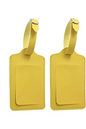 Runlong Gepäckanhänger aus Leder für Kreuzfahrtschiffe, Karneval, Koffer, Gepäckanhänger Namensschilder für Herren und Damen, Reisen