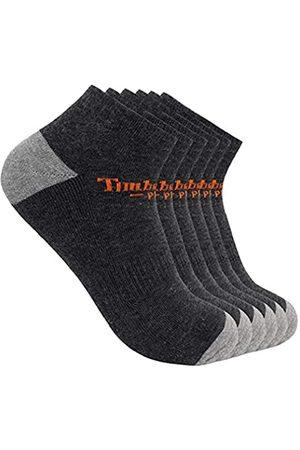 Timberland PRO Herren 6-Pack Low Cut Ankle Socks Sneakersocken