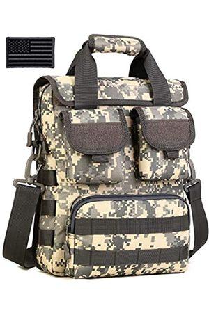 Protector Plus Taktische Kuriertasche für Herren, Militär, MOLLE-Schultertasche, Aktentasche, Sturmausrüstung, Handtaschen, Outdoor-Nutzung