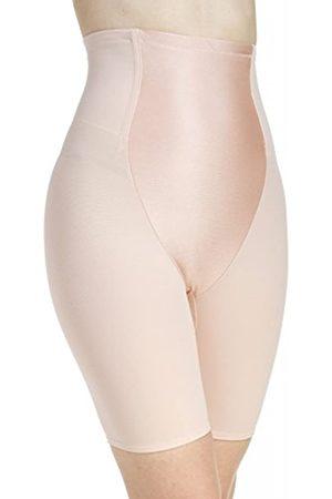 Carnival Damen Lange Hosen - Damen Satin Front High Waist Long Leg Shaper Formunterhose