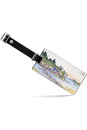OUTIN Hokusai Katsushika No25 Gepäckanhänger