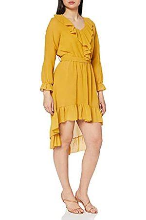 Mela Damen Dres Hi-Low Kleid