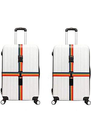 JYHY Lang Kreuz Gepäckspanner Koffer Gürtel