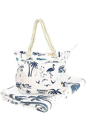 Raytix Turnbeutel geräumige Schultertasche Reise & Gym Bag mit mehreren Taschen & Starkem Reißverschluss - Dickes hoch saugfähiges & schnell trocknendes Körpertuch für Meer & Schwimmbad