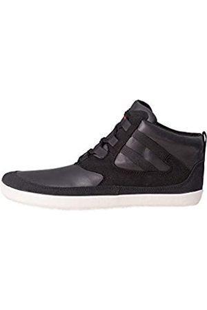 Sole Runner Unisex-Erwachsene Naiad Leder Hohe Sneaker, (Black 00)