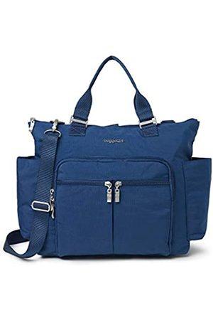 Baggallini Damen Convertible Rucksack Crossbody (Blau) - CVB553