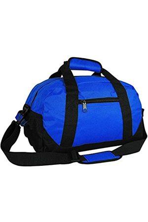 iEquip Duffle Bag, Gym, Reisetasche, zweifarbig (Royal – Small (35,6 x 21,6 x 21