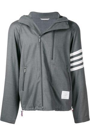 Thom Browne Herren Outdoorjacken - Jacke mit Reißverschluss