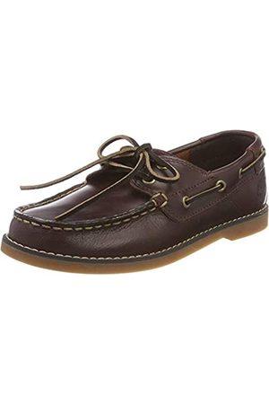 Timberland Unisex-Kinder Seabury Classic 2-Eye' Bootschuhe, (Dark Brown 8a2)