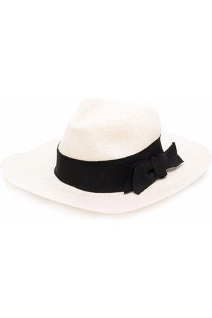 Ruslan Baginskiy Damen Hüte - Fedora mit Schleife