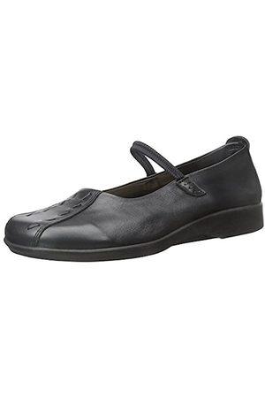 Arcopedico Shawna Lederschuh für Damen, (schwarzes Leder)