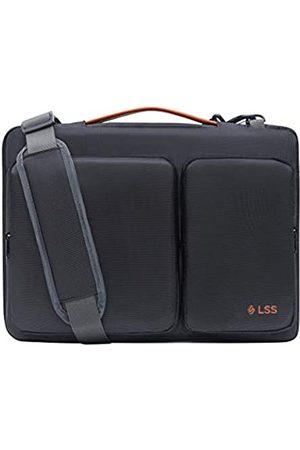 LSS Laptoptasche für Damen und Herren, coole, stilvolle und langlebige Schultertasche für Laptops mit einer Größe von 33 - 34,3 cm (13 - 13,5 Zoll)