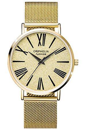 ORPHELIA Damen Analog Quarz Uhr mit Edelstahl Armband OF714827