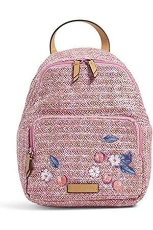 Vera Bradley Damen Backpack Straw Rucksack, One Size