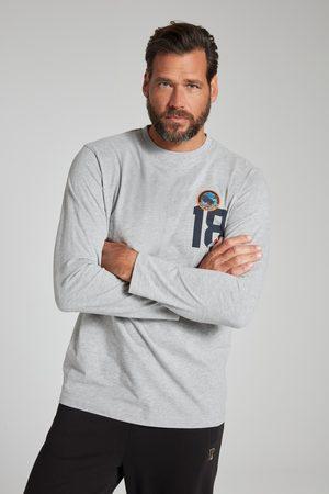 JP 1880 Herren T-Shirts, Polos & Longsleeves - Schlaf-Shirt, Herren