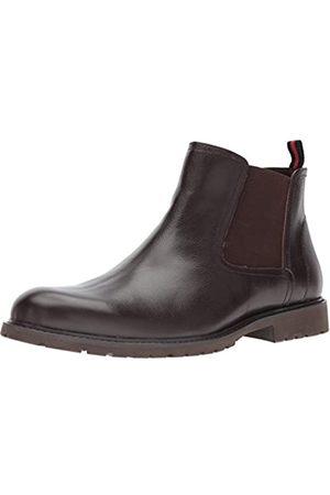Zanzara Men's Callow Chelsea Boot Brown 12 M US