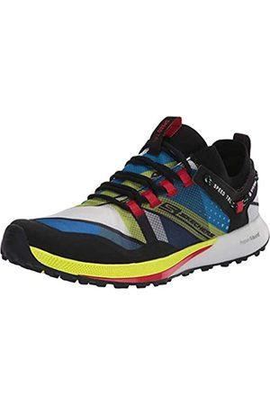 Skechers Go Run Speed Trail Hyper, Black/Multi