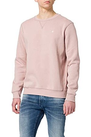 G-Star Herren Premium Core Sweatshirt, Pink (lox-C235-5236)