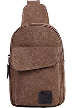 Listenwind Sling Bag Brust Schulter Rucksack Pack Crossbody Taschen für Herren - GL021-b-AwjczO2S6D