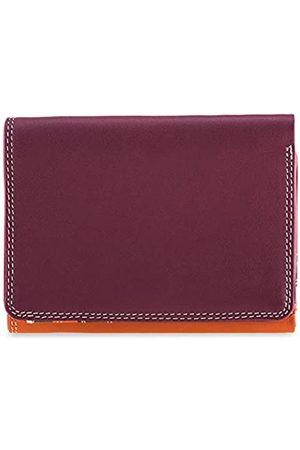 Mywalit Designer-Geldbörse, 12 cm, Leder, dreifach gefaltet