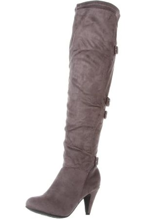 Not Rated Damen Warm Up Kniehohe Stiefel