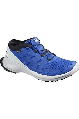 Salomon Herren Shoes Sense Flow GTX Laufschuhe, (Eisblau/Perlblau/ )
