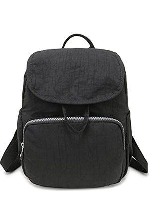 Weekend Shopper Kleiner Nylon-Rucksack, wasserdicht, Mini-Rucksack, modisch, leicht, Outdoor-Reisetaschen für Frauen